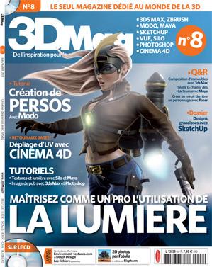 3D Mag - covert